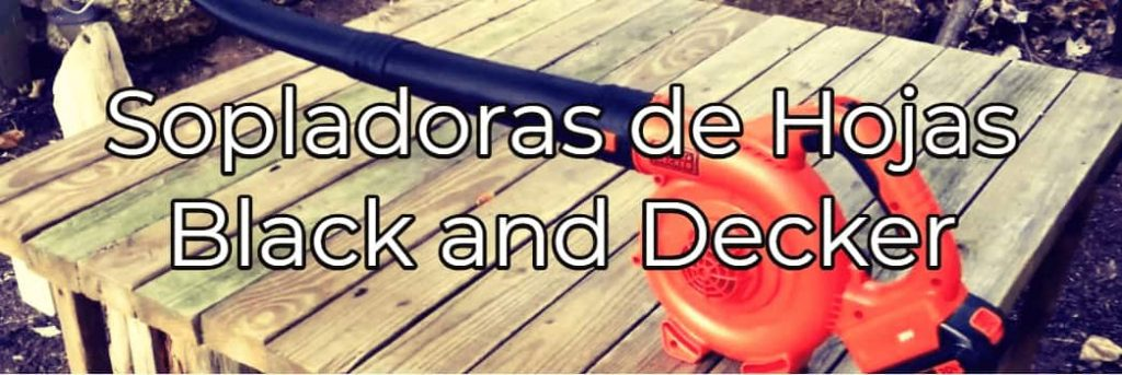 comprar sopladora black and decker
